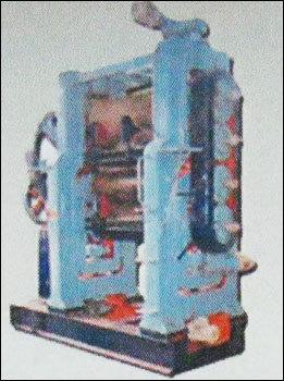 4 Roll I Type Calender Machine