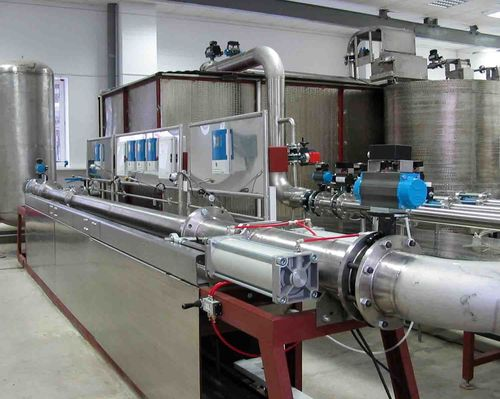 Flow Meters Calibration Test Bench Systems in  Gagarin str. 45-12