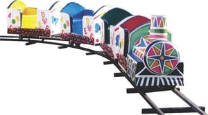 Electric Toy Train