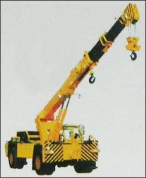 Hydraulic Mobile Pick And Carry Crane