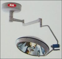 Shadowless Ceiling Operation Light With Single Rflector