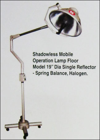 Shadowless Mobile Operation Lamp