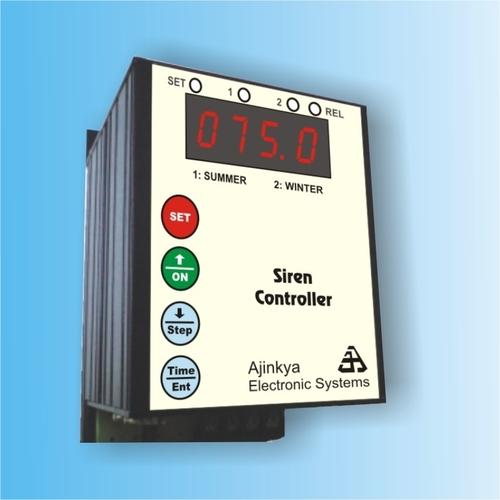 Siren Controllers