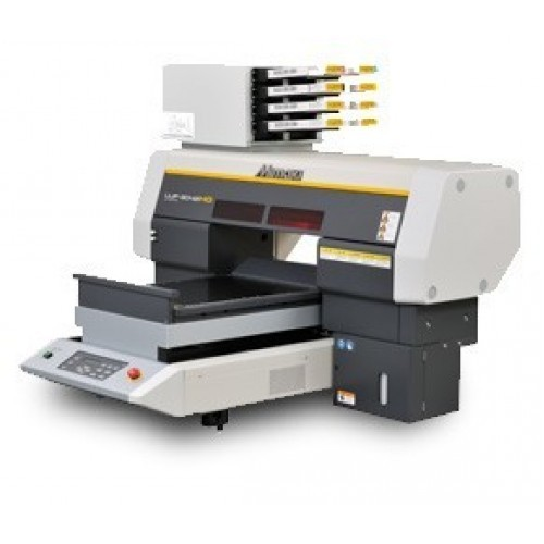 Mimaki UJF-3042HG UV Printer in Makassar, Sulawesi Selatan