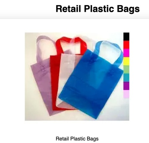 Plastic Carry Bag