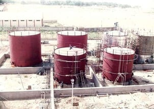 Floating Roof Tanks