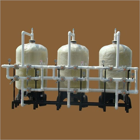Water Filteration Plant