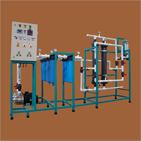 Water Ultra Filtration Plant
