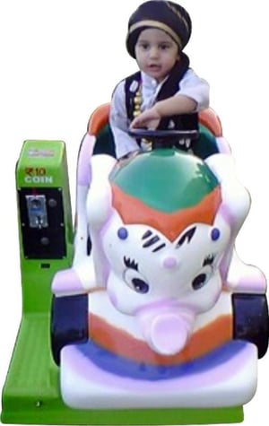 Coin Operated Kiddie Ride
