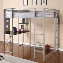 Bedroom Decoration Exciting Loft Bed