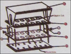 Butyrometer Folding Stand