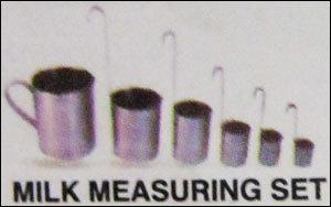 Milk Measuring Set