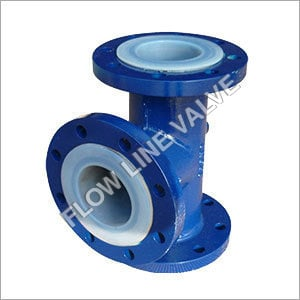 Ptfe Lined Tee Fittings