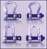 Screw Pin Forged Shackle