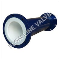 Ptfe Lined Jacketed Pipe