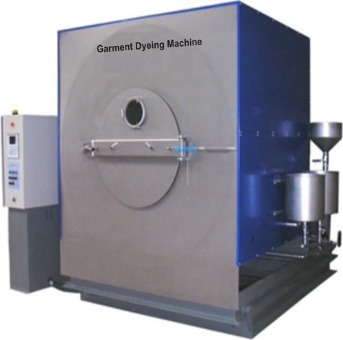 Denim Dyeing Machine front loading
