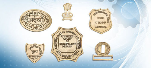Police Badges And Emblems