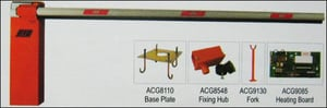 Automatic Road Traffic Barriers (Rapid S)