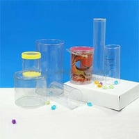 Pvc Cylindrical Boxes