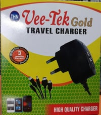 VEE-TEK Mobile Phone Charger