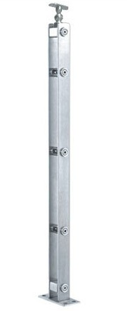 SS Round Balusters