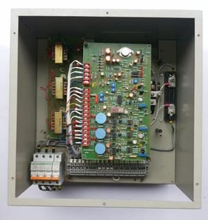 Thyristor Controlled Rectifiers (DC Drives)