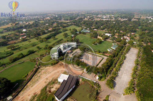 Aerial Photography Service  in  Satellite