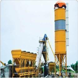 4 Bin Inline Concrete Batching Plant