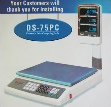 Electronic Price Computing Scale (Ds-75pc)