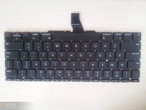 US Layout Laptop Keyboard for Apple Air Macbook A1369