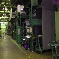 Used Dyeing And Finishing Machine
