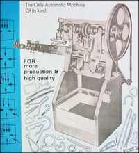 Automatic Wire And Strip Cutting Forming Machine