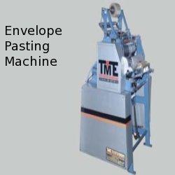 Envelope Pasting Machine