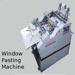 Window Pasting Machine