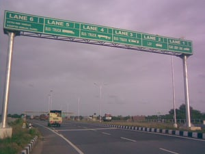 Effective High Way Reflective Signs