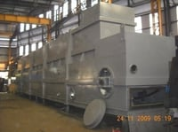 Continuous Solvent Extraction Machine