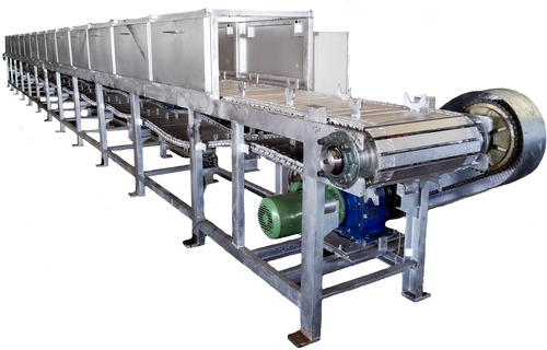 Cooling Conveyor in  Pcntda