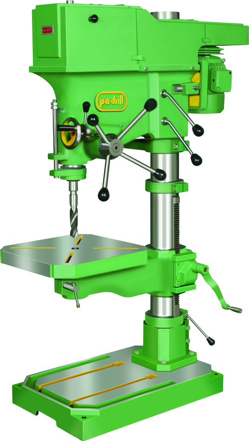 Heavy Duty Pillar Drill Machines