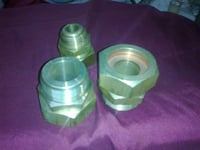 Ball Valve End Fitting