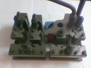 Quick Change Tools Post For HMT And Other Lathes