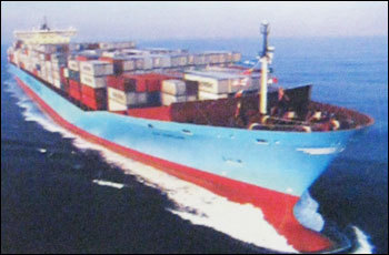 Sea Freight Services in  Chiranjiv Tower (Nehru Place)