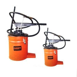 Hand Operated Bucket Grease Pump (Without Wheels)