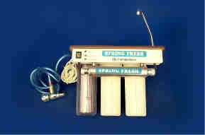 Water Purifier-Cum-Contaminant Remover For Water Coolers