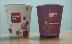 Cold And Hot Coffee Cup (200 Ml Volume)