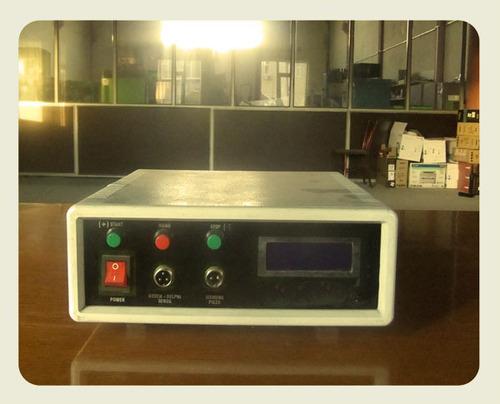 Common Rail Injector Simulator