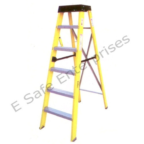 Fiber Glass Self Support Ladders