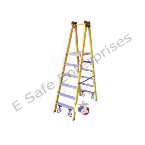 Double Side Platform Step Ladders