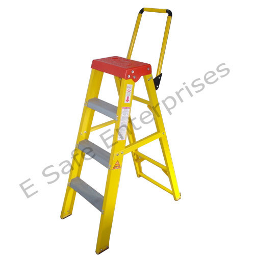 Standard Duty Pull Stool Ladders