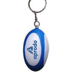 Rugby Key Chains
