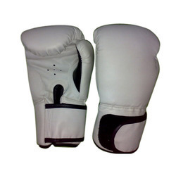 Soft Leather Boxing Gloves